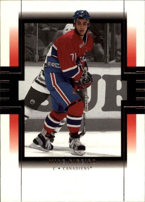 1999-00 SP Authentic #44 Mike Ribeiro