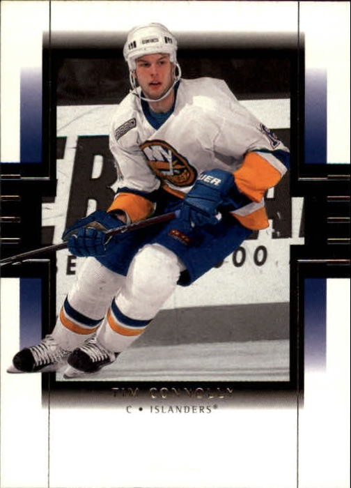 1999-00 SP Authentic #52 Tim Connolly