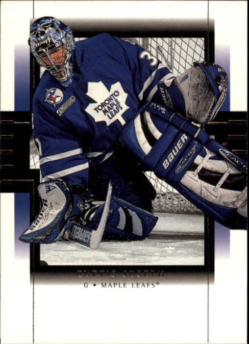 1999-00 SP Authentic #83 Curtis Joseph