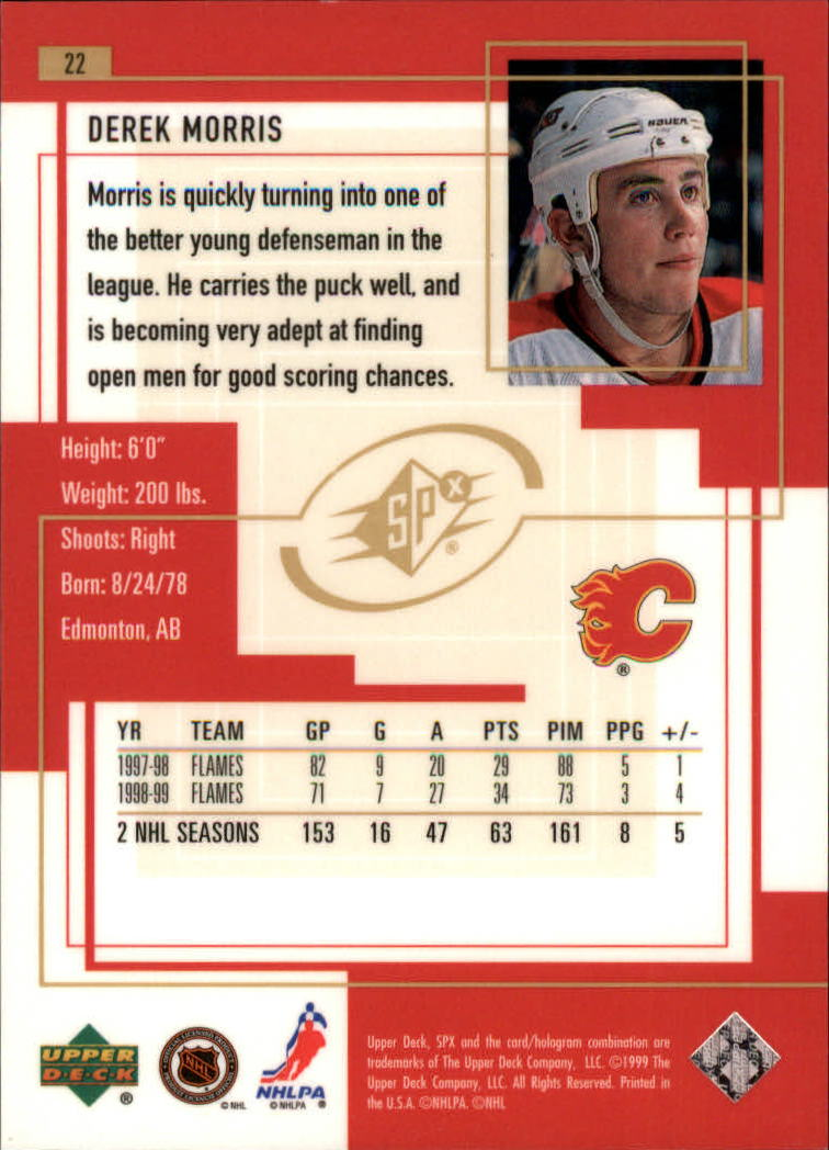 1999-00-SPx-Hockey-Cards-Pick-From-List miniature 35