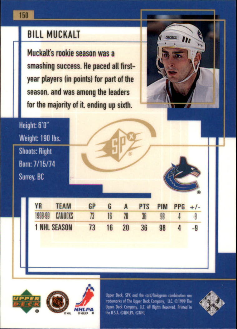 1999-00-SPx-Hockey-Cards-Pick-From-List miniature 225
