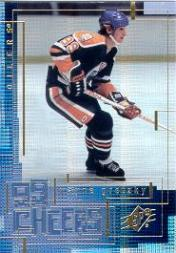 1999-00 SPx 99 Cheers #CH4 Wayne Gretzky front image