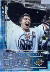 1999-00 SPx 99 Cheers #CH6 Wayne Gretzky