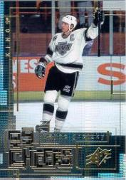 1999-00 SPx 99 Cheers #CH7 Wayne Gretzky