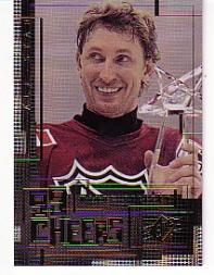 1999-00 SPx 99 Cheers #CH11 Wayne Gretzky front image