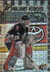 1999-00 SPx Highlight Heroes #HH3 Dominik Hasek