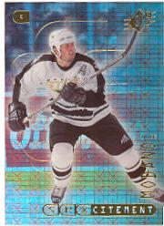 1999-00 SPx SPXcitement #X18 Mike Modano