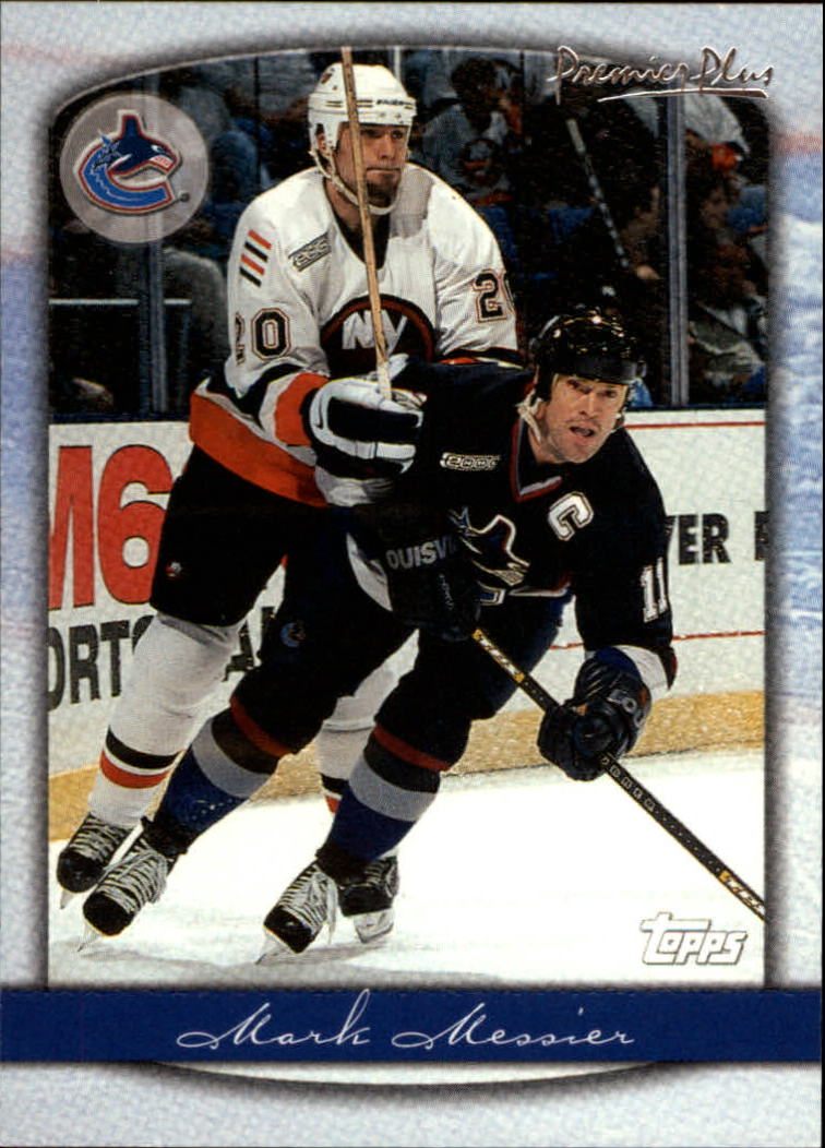 1999-00 Topps Premier Plus #24 Mark Messier