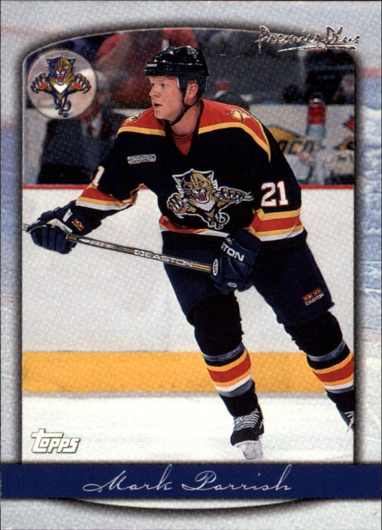 1999-00 Topps Premier Plus #26 Mark Parrish