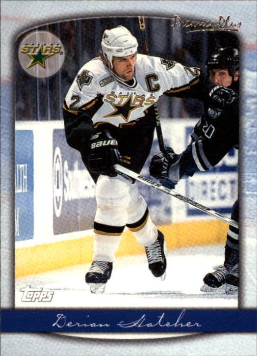 1999-00 Topps Premier Plus #56 Derian Hatcher