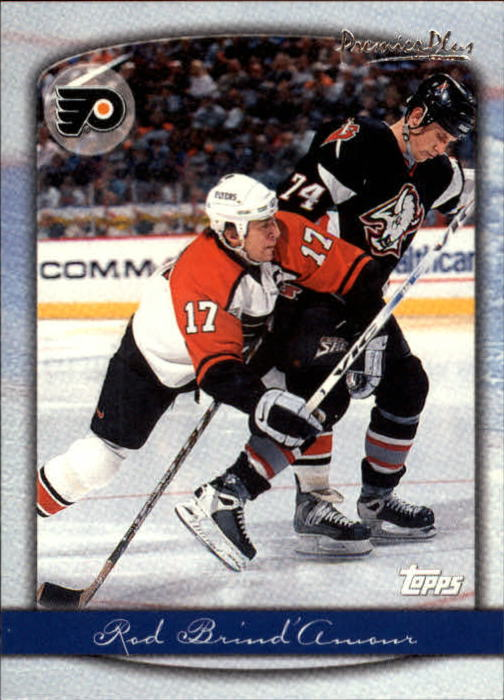 1999-00 Topps Premier Plus #62 Rod Brind'Amour