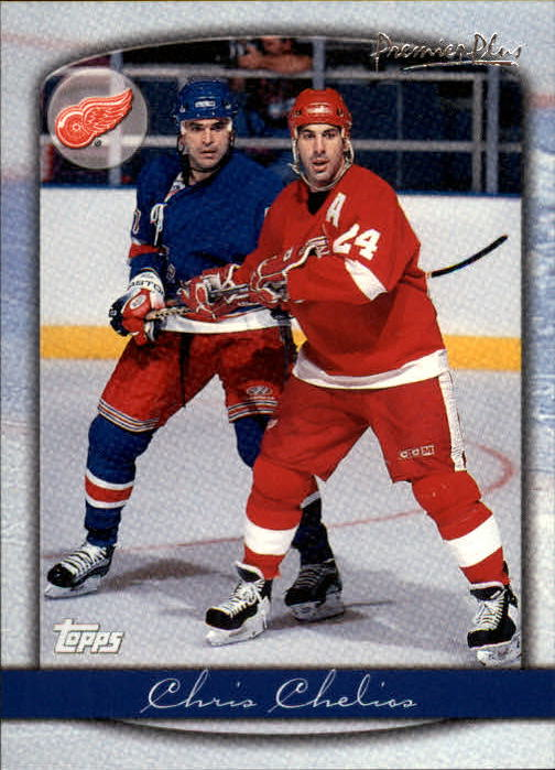 1999-00 Topps Premier Plus #67 Chris Chelios