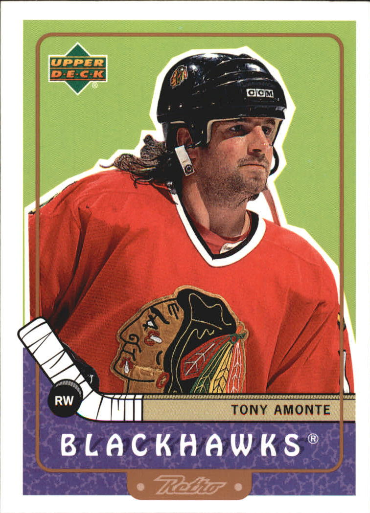 1999-00 Upper Deck Retro #17 Tony Amonte