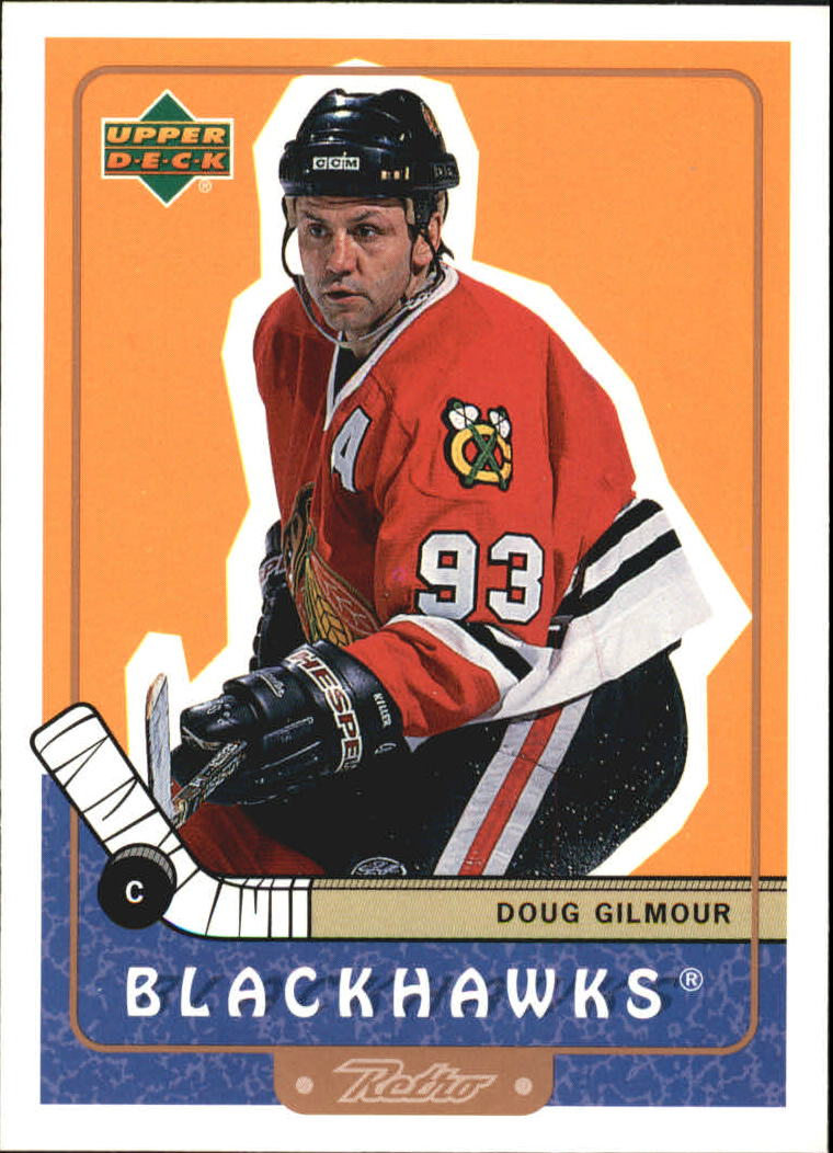 1999-00 Upper Deck Retro #18 Doug Gilmour