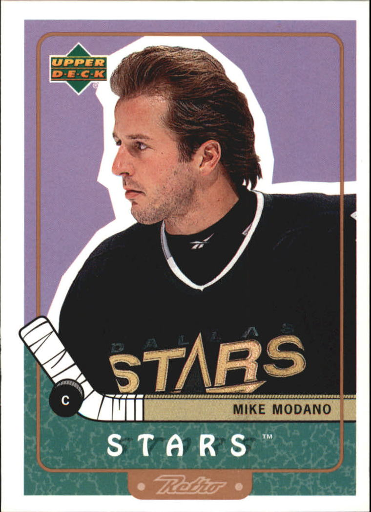 1999-00 Upper Deck Retro #24 Mike Modano