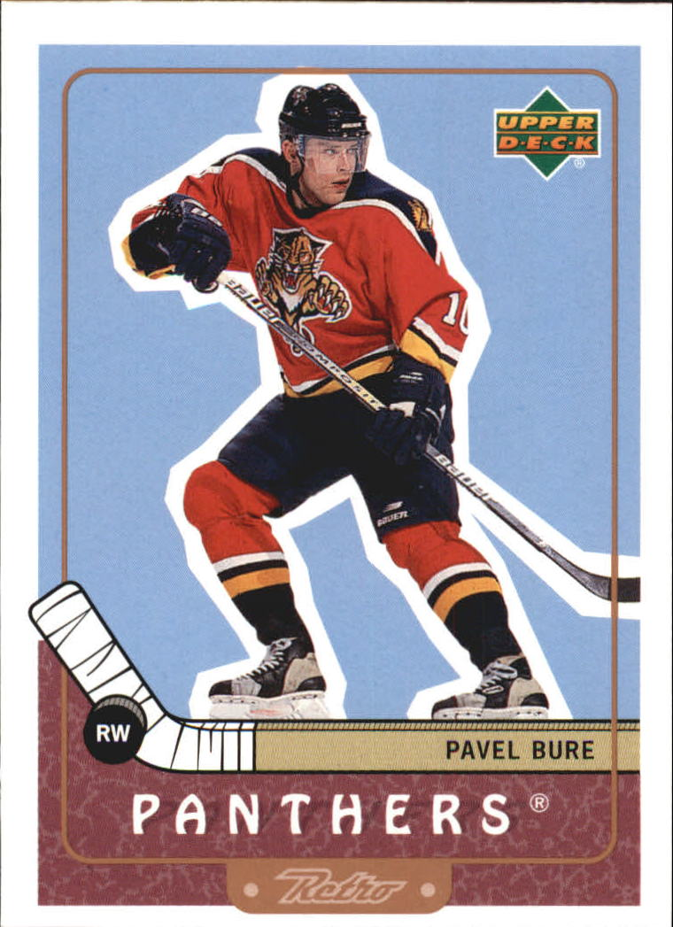 1999-00 Upper Deck Retro #35 Pavel Bure