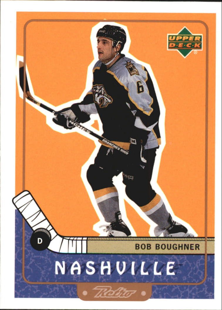 1999-00 Upper Deck Retro #42 Bob Boughner