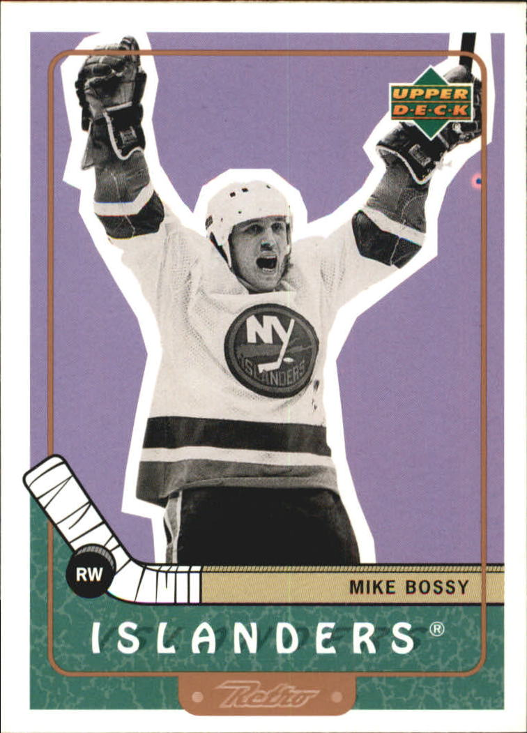 1999-00 Upper Deck Retro #96 Mike Bossy front image