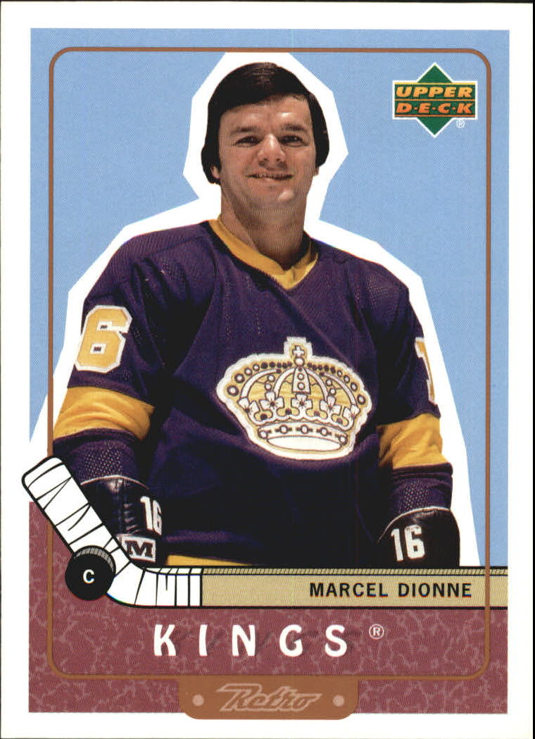 1999-00 Upper Deck Retro #103 Marcel Dionne