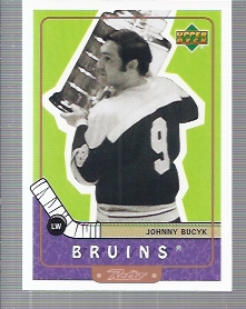 1999-00 Upper Deck Retro #105 Johnny Bucyk