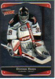 1999-00 Ultimate Victory #10 Dominik Hasek