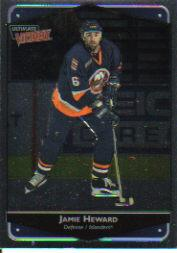 1999-00 Ultimate Victory #53 Jamie Heward