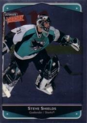 1999-00 Ultimate Victory #73 Steve Shields