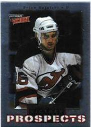 1999-00 Ultimate Victory #101 Brian Rafalski SP RC