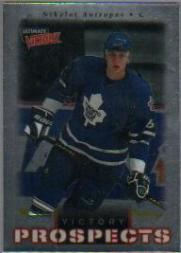 1999-00 Ultimate Victory #103 Nikolai Antropov SP RC