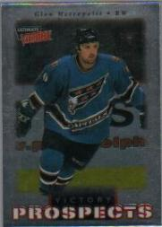 1999-00 Ultimate Victory #105 Glen Metropolit SP RC