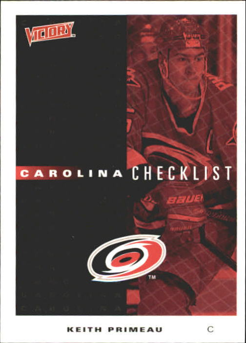 1999-00 Upper Deck Victory #53 Keith Primeau CL