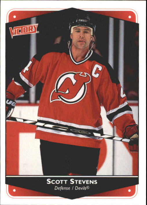 1999-00 Upper Deck Victory #170 Scott Stevens