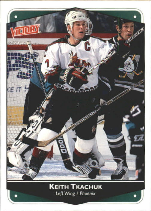 1999-00 Upper Deck Victory #224 Keith Tkachuk
