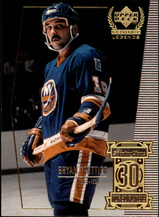 1999-00 Upper Deck Century Legends #30 Bryan Trottier