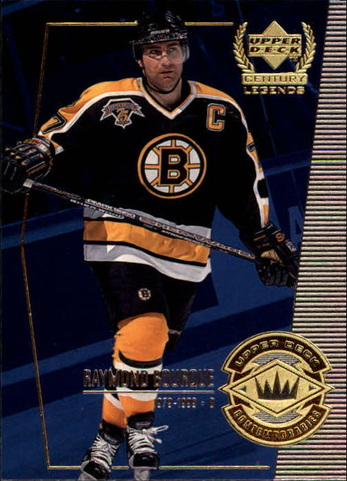 1999-00 Upper Deck Century Legends #57 Ray Bourque