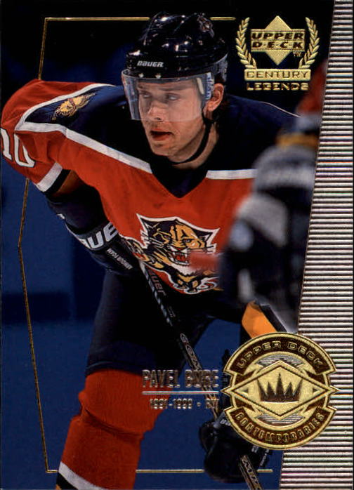 1999-00 Upper Deck Century Legends #58 Pavel Bure
