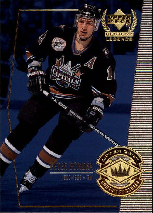 1999-00 Upper Deck Century Legends #69 Peter Bondra