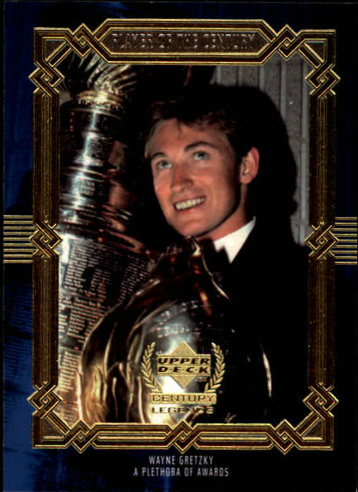 1999-00 Upper Deck Century Legends #84 Wayne Gretzky