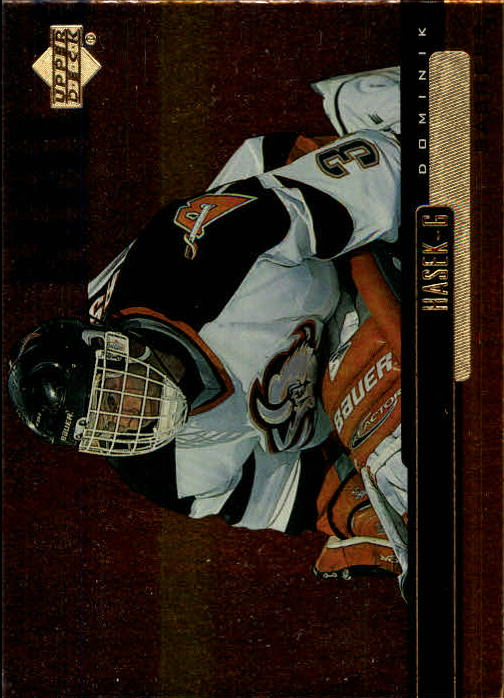 1999-00 Upper Deck Gold Reserve #22 Dominik Hasek