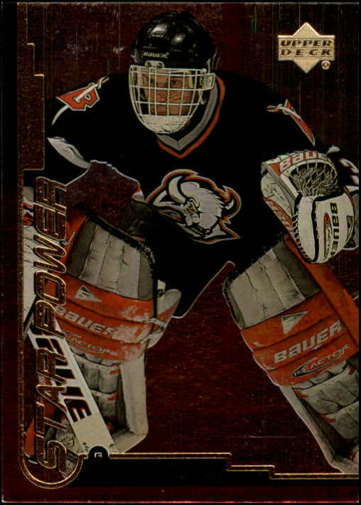 1999-00 Upper Deck Gold Reserve #145 Dominik Hasek SP