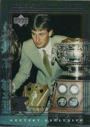 1999-00 Upper Deck Gretzky Exclusives #49 Wayne Gretzky
