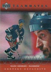 1999-00 Upper Deck Gretzky Exclusives #58 Wayne Gretzky