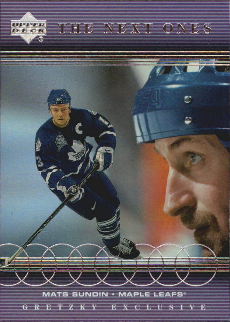 1999-00 Upper Deck Gretzky Exclusives #75 Wayne Gretzky