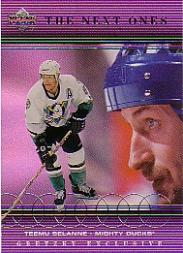 1999-00 Upper Deck Gretzky Exclusives #77 Wayne Gretzky