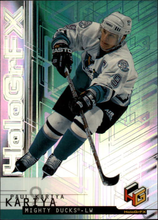 1999-00 Upper Deck HoloGrFx #2 Paul Kariya