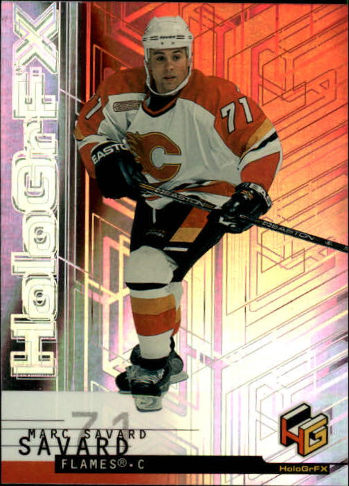 1999-00 Upper Deck HoloGrFx #8 Marc Savard