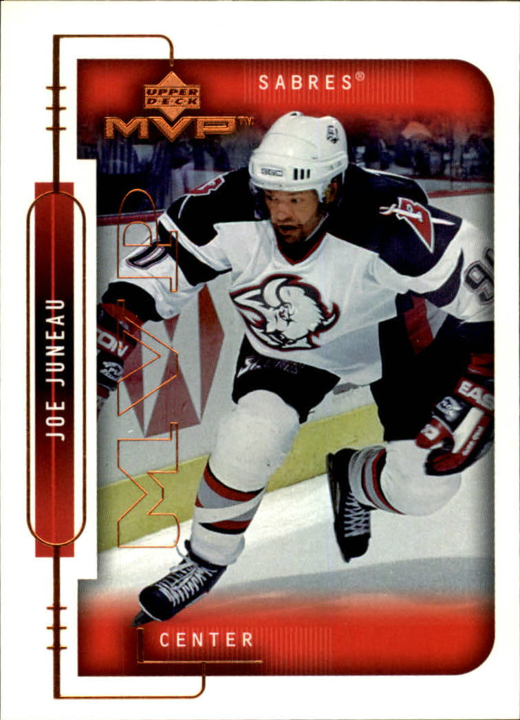 1999-00 Upper Deck MVP #22 Joe Juneau