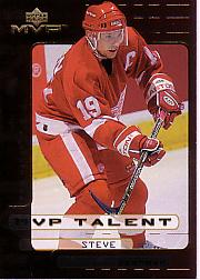 1999-00 Upper Deck MVP Talent #MVP6 Steve Yzerman