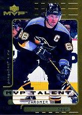 1999-00 Upper Deck MVP Talent #MVP8 Jaromir Jagr