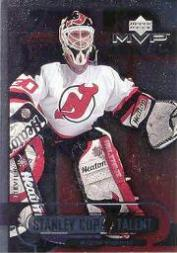 1999-00 Upper Deck MVP Talent #MVP9 Martin Brodeur